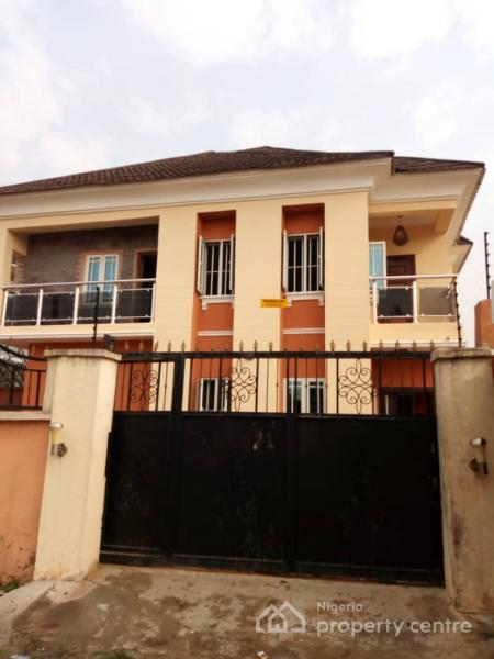 a Lovely and Well Finished 5 Bedroom Flat, Peninsula Garden Estate, Ajah, Lagos, Flat for Rent