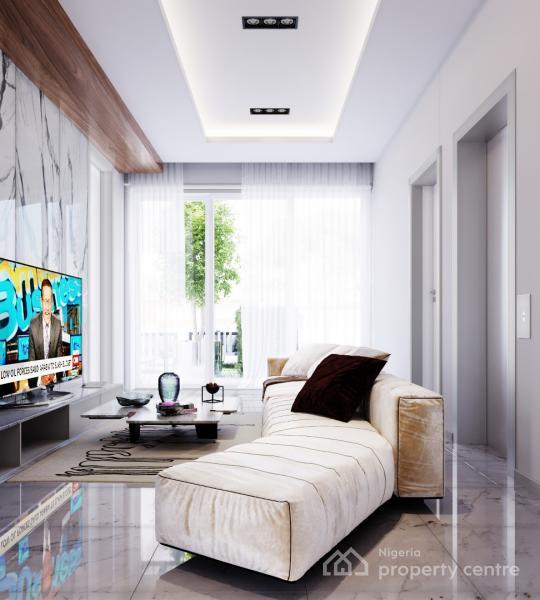 Brand New Luxury 5 Bedroom Terrace Duplex with 2 Bq, Ikoyi, Lagos, House for Sale
