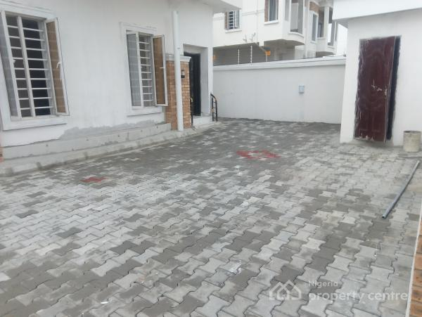 Beautifully  Finished 5 Bedroom Duplex with 1 Room Boys Quarters, Orchid Road By Second Toll Gate, Lafiaji, Lekki, Lagos, Detached Duplex for Sale