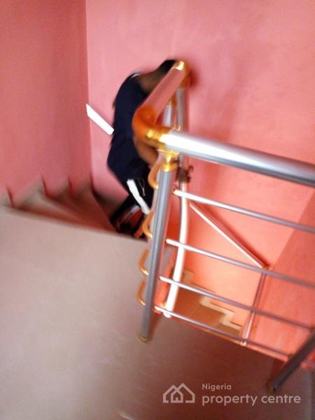 Marvelous Newly Built All Rooms Ensuite 3 Bedroom Flat, Olokonla, Ajah, Lagos, Flat for Rent