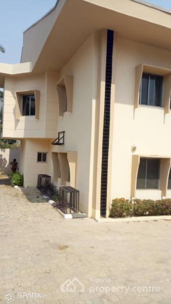 5 Bedrooms Fully Detached Duplex with Servant Quarters, Off Ibb Boulevard Way, Maitama District, Abuja, Detached Duplex for Sale