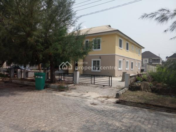 Beautiful Flat with Beautiful Garden, Lekky County Homes, Lekki Expressway, Lekki, Lagos, Self Contained (single Rooms) for Rent