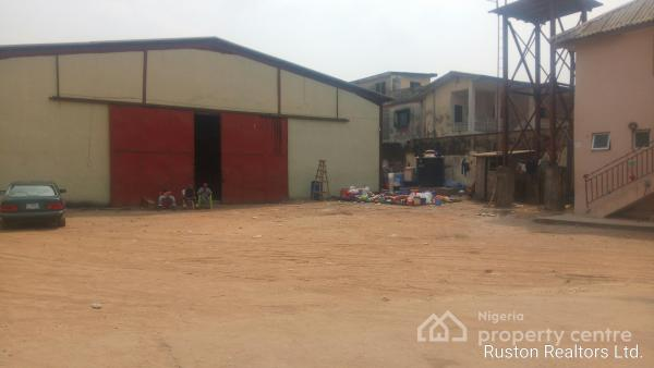Commercial Property with Warehouses, Office Complex Etc, Iyaganku Gra, Iyaganku, Ibadan, Oyo, Commercial Property for Sale