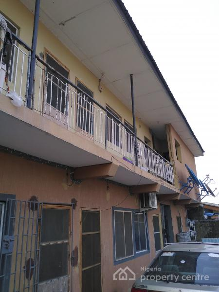 Miniflat, Abule Ijesha Close to Morroco, Abule Ijesha, Yaba, Lagos, Mini Flat for Rent