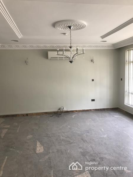 Diplomatic Fully Serviced 4 Bedroom Terrace Duplex with a Bq, Lush Green Areas, Massive Compound Space, Katampe Extension, Katampe, Abuja, House for Rent