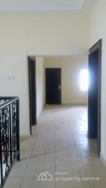 Nicely Finished 4 Bedroom Serviced Terrace Duplex with a Bq, Garden, Massive Parking Space, Katampe Extension, Katampe Extension, Katampe, Abuja, House for Rent