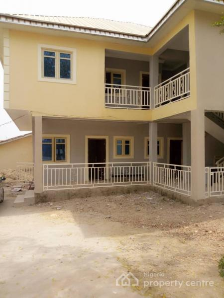 a Block of 5 Flats, Maraba, Nyanya, Abuja, Mini Flat for Rent
