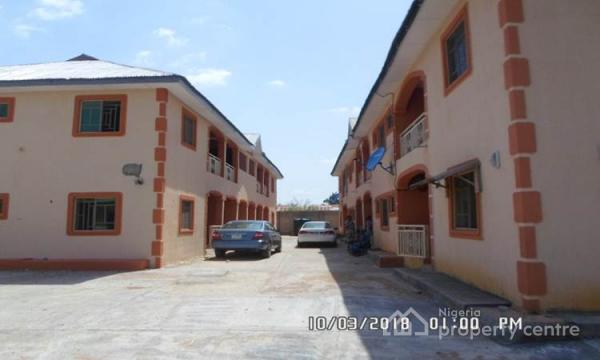 2 Bedroom Flat Code Iln, Western Reservoir Road, Olorunsogo Area, Ilorin West, Kwara, Flat for Rent