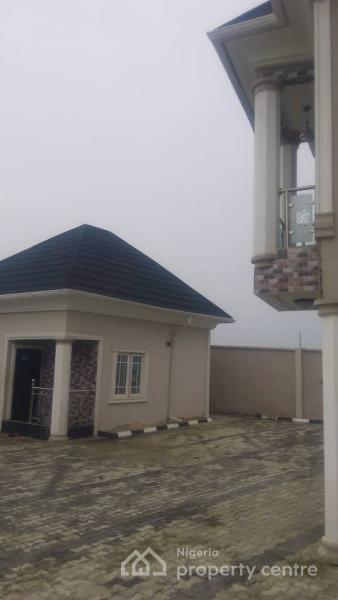 3 Bedroom Bungalow with a Penthouse, a Guest Chalet, Security House and Generator House Attached, Heritage Estate- Igbe Elepe, Gberigbe, Ikorodu, Lagos, Detached Bungalow for Sale