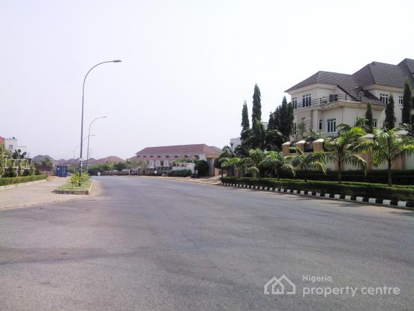 12 Nos. 3 Bedroom Flat Plus 1 Room Guest Chalet Plus Bq, Aminu Sale Crescent, Katampe Extension, Katampe, Abuja, Block of Flats for Sale
