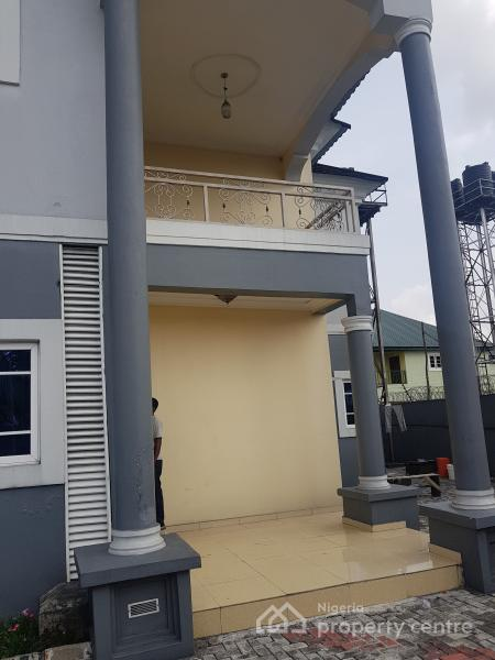 Luxury Executive Twin 3 Bedroom Duplex with Self Contained Bq Each, Off Professor a Bowie Street, Gra Phase 3, Port Harcourt, Rivers, Residential Land for Rent