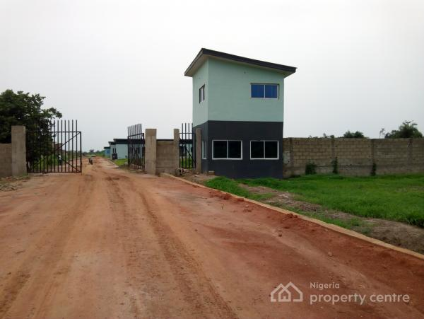 Casavilla Estate, a Top Notch Estate, Gas Pipeline Road,  Before Mfm Prayer City, Magboro, Ogun, Residential Land for Sale