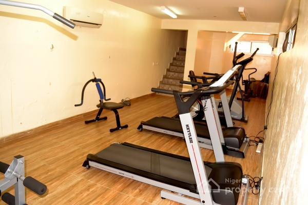 Good Will House (luxury 3 Bedrooms Apartment with Maid Quarters), Off Ligali Ayorinde, Victoria Island (vi), Lagos, Flat for Rent