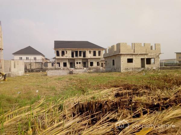 Half Plot in Ikota Villa Estate, Mega Chicken, Ikota Villa Estate, Lekki, Lagos, Residential Land for Sale