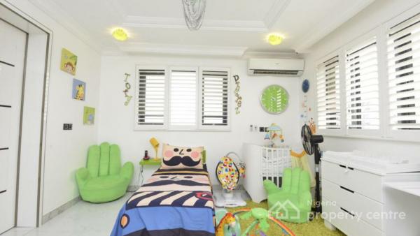 When Class Meets Luxury (four Bedroom Luxury Duplex), Igbo Efon, Lekki, Lagos, Semi-detached Duplex for Sale