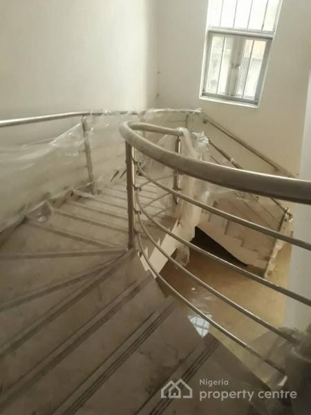 Newly Built 3 Bedroom Duplex with All Rooms En Suite Etc, Aturanse Estate, Gbagada, Lagos, Semi-detached Duplex for Rent