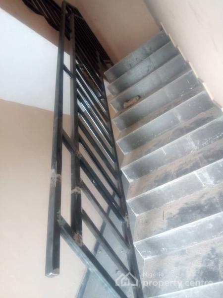 Vacant Brand New Blk of 4nos of 3bedroom Ensuite with Pop Finished in an Estate, Ait Estate Alagbado, Ijaiye, Lagos, Block of Flats for Sale