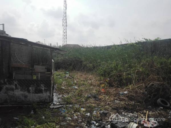 Plot of Land Measuring 1,200sqm ( Just After Blenco Supermarket), Ado Main Road, Ado, Ajah, Lagos, Commercial Land for Sale