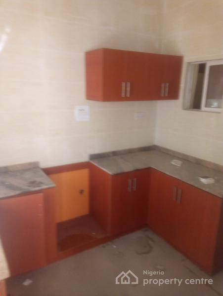 a Well Finished Brand New 2 Bedrooms Flat, By Naf Quarters, Kado, Abuja, Flat for Rent