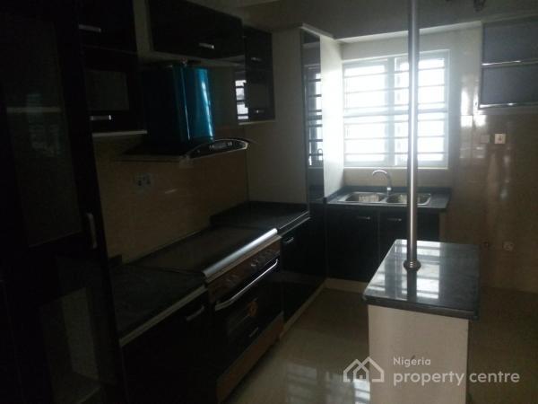Massive Newly Built 4 Bedroom Semi Detached Duplex in  a Gated Estate, Chevron Drive, Lekki Phase 2, Lekki, Lagos, Semi-detached Duplex for Rent