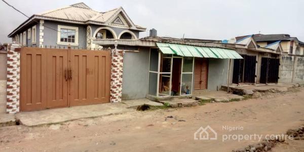 Block of 4 Flats, Giwa, Ijaiye, Lagos, Block of Flats for Sale