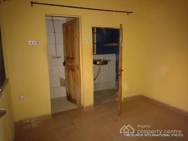 Very Sweet Self-contained, Pipeline, Kubwa, Abuja, Self Contained (single Rooms) for Rent