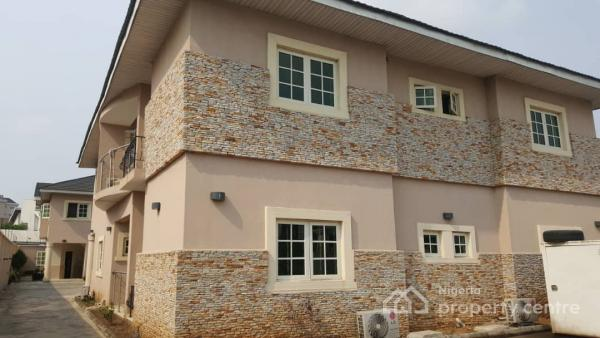 Newly Built & Furnished 3 Bedroom Flat with Bq in Parkview Estate Ikoyi, Lagos, 4, Funsho Martins Street, Off Femi Pedro, Parkview, Ikoyi, Lagos, Block of Flats for Sale