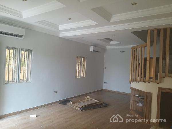Super Luxury Standard Serviced Brand New 2 Bedroom Terrace Apartment 2 Units in a Compound at Back House on The Church N2.5m, Behind House on The Rock Church, Spar, Ikate Elegushi, Lekki, Lagos, Terraced Duplex for Rent