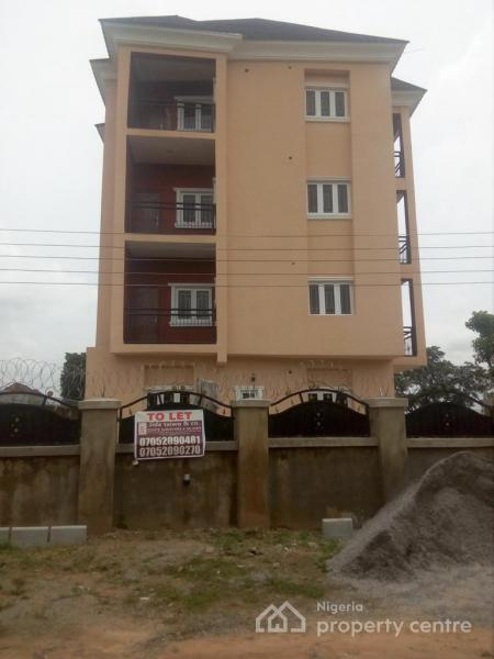 2 Bedroom Flat, Near Earthpoint Estate, Dape District, Life Camp, Gwarinpa, Abuja, Flat for Rent