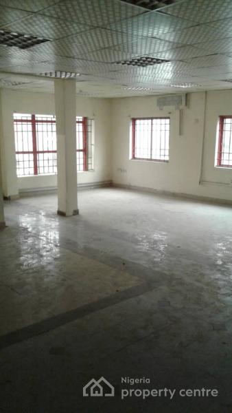 Detached Corner Piece Office Space Building, Off Akin Adesola, Victoria Island (vi), Lagos, Office Space for Rent