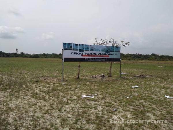 Lekki Pearl Garden Ii, Folu Ise, Ibeju Lekki, Lagos, Mixed-use Land for Sale