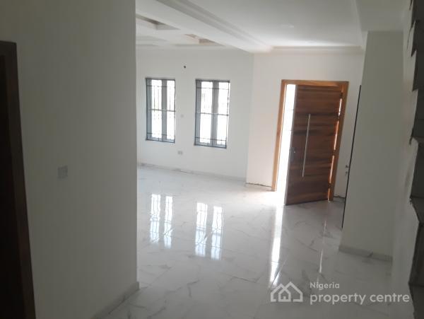a Tastefully Built Luxurious Apartment Semi Detached Duplex, Ikate Elegushi, Lekki, Lagos, Semi-detached Duplex for Sale