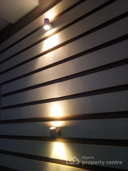 Newly Built 4 Bedroom Semi Detached Duplex with a Bq, Thera Annex Estate, Sangotedo, Ajah, Lagos, Semi-detached Duplex for Rent