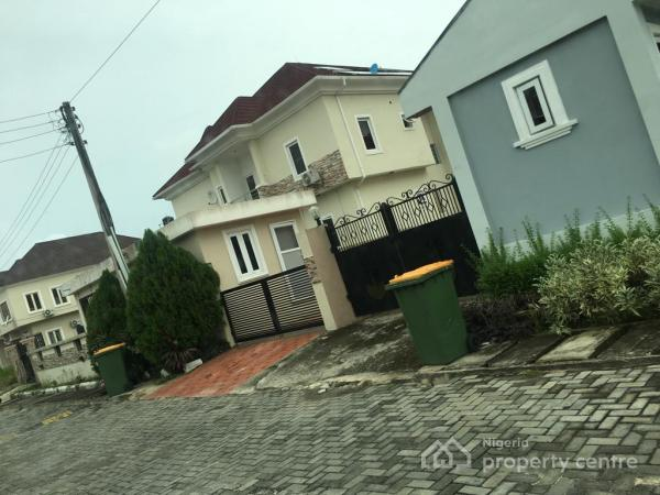 660sqm Land, Atlantic View Estate, Along Atlantic Beach, Before Chevron and  Opposite Idado, Vgc, Lekki, Lagos, Residential Land for Sale