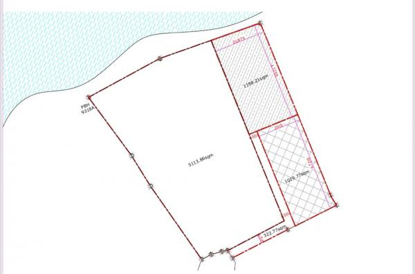 Waterfront Plot Measuring 1,200sqms in Banana Island, Ikoyi, Banana Island, Ikoyi, Lagos, Residential Land for Sale