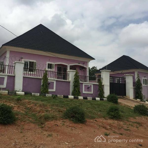 a 2 Bedroom Bungalow, By News Engineering, Dawaki, Gwarinpa, Abuja, Flat for Sale