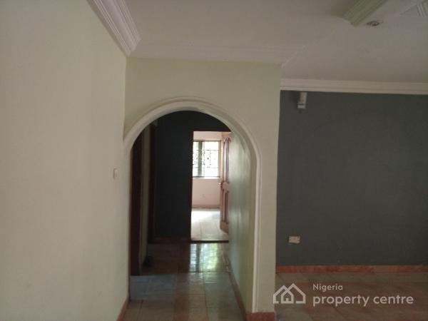 Upgraded and Spacious 3 Bedroom Flat with 1 Neighbor, Igbo Efon, Lekki, Lagos, Flat for Rent