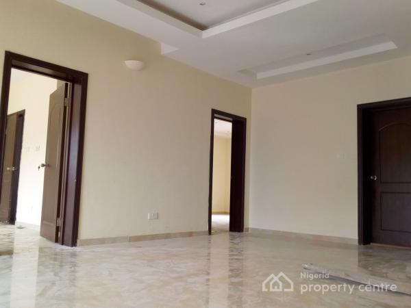 Brand New Serviced 3 Bedroom Flat with Fitted Air Conditioners, Off Freedom Way, Lekki Phase 1, Lekki, Lagos, Flat for Rent