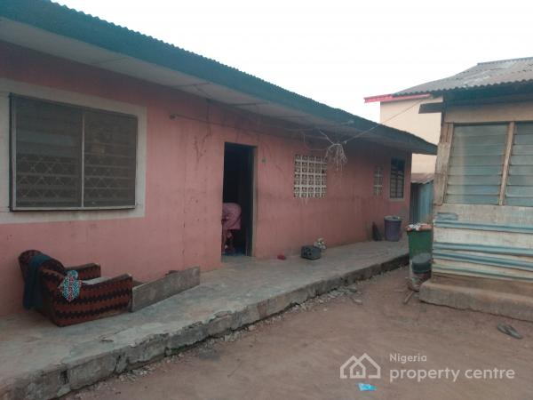 Property on Full Plot of Land, Lasisi Ladega Street, Council Area, Off Liasu Road, Idimu-ikotun Road, Idimu, Lagos, Detached Bungalow for Sale
