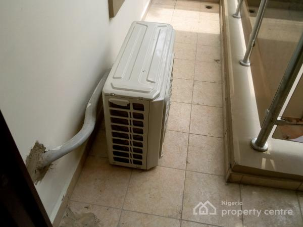 Brand New Serviced 2 Bedroom Flat with Fitted Air Conditioners, Off Freedom Way, Lekki Phase 1, Lekki, Lagos, Flat for Rent