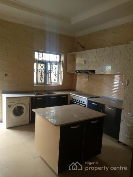 5 Bedroom Detached Duplex + a Room Bq, Beside Readiton Intl School, Olokonla, Ajah, Lagos, Detached Duplex for Sale