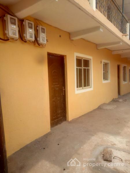 Newly Renovated 2 Bedroom, Off Aborisade Street, Lawanson, Surulere, Lagos, Flat for Rent
