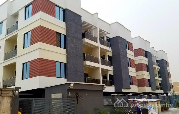 Exquisite Newly Built 2 Bedroom Flat in a Good Environment, Ikate Elegushi, Lekki, Lagos, Block of Flats for Sale