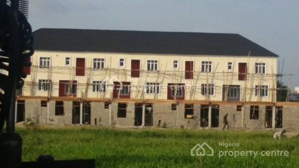 4 Bedroom Terrace Duplex in Surulere, ., Bode Thomas, Surulere, Lagos, Terraced Duplex for Sale