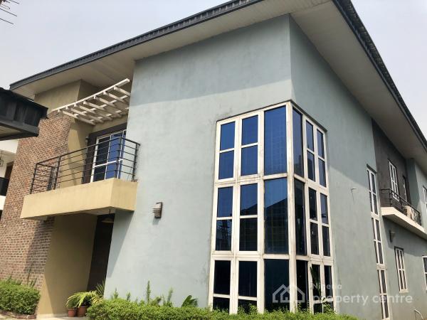 4 Bedroom Detached House, Chevy View Estate, Lekki, Lagos, Detached Duplex for Rent