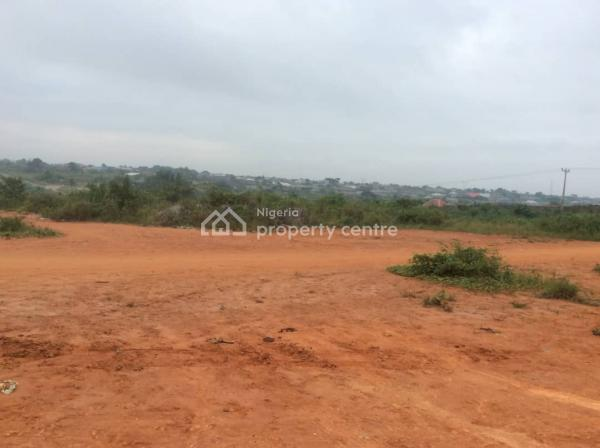 3 Acres of Land Along Atan-idiroko Road for Sale, Atan-idiroko Road, Atan Ota, Ado-odo/ota, Ogun, Mixed-use Land for Sale
