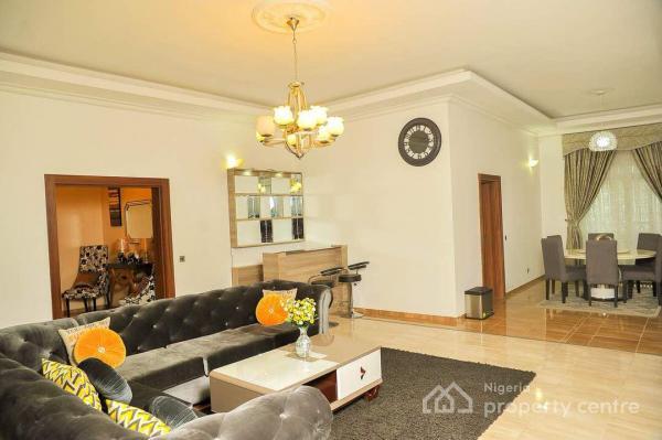 Fully Serviced 3 Bedroom, Oniru, Victoria Island (vi), Lagos, Flat Short Let