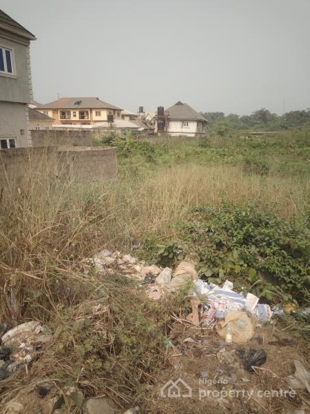 Full Plot of Land, Inside Orange Estate, Berger, Arepo, Ogun, Mixed-use Land for Sale
