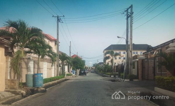 Well Finished 4 Bedroom Semi Detached Duplex for Sale in Osapa, Lekki, Osapa, Lekki, Lagos, Semi-detached Duplex for Sale