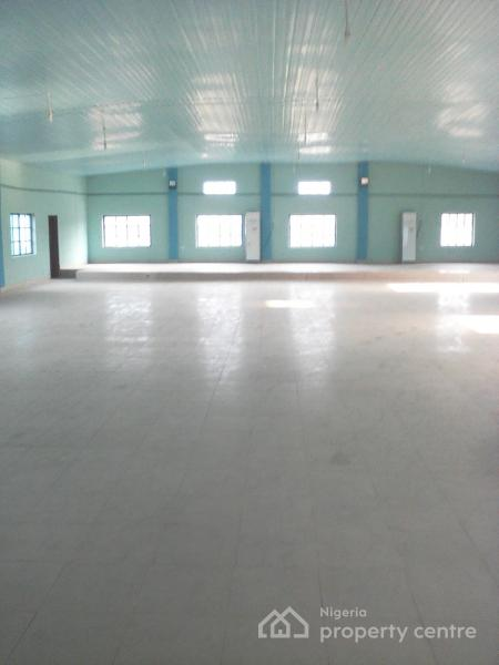 The Blue Eye Event Centre, Adesilu Street, First Turning After Molipa High School, Ijebu Ode, Ogun, Hall for Rent